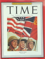 Time Magazine: Special Commemorative Issue (Volume XLV - Number 20)