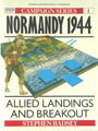 Normandy 1944 - Allied Landings And Breakout (Campaign Series # 1)