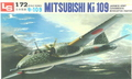 Mitsubishi Ki-109 (Japanese Army Experimental Interceptor Fighter)