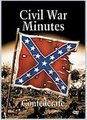 Civil War Minutes - Confederate Boxed Set