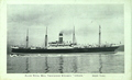 "Allan Royal Mail Twin-screw Steamer ""Ionian"""