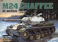 M 24 Chaffee In Action (# 25)