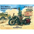 U.S. Military Motorcycles of WWII Walk Around (Color Series)