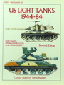 US Light Tanks 1944-84 (# 40)