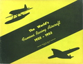 The World's Famous Racing Aircraft 1925 - 1953
