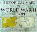 Historical Maps Of World War II
