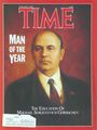 Time Magazine: Man Of The Year