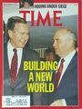 Time Magazine: Building A New World