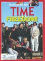 Time Magazine: Freedom!