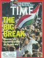 Time Magazine: The Big Break