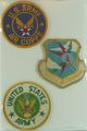 U.S. Army, Strategic Air Command & U.S. Air Corp.